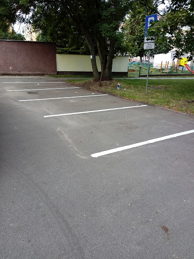 miejsca parking 1